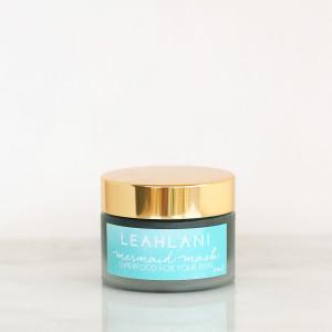 mermaid mask natural beauty acne treatments eco green nourishing skin mask organic ingredients